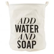 Torba na pranie ADD WATER AND SOAP